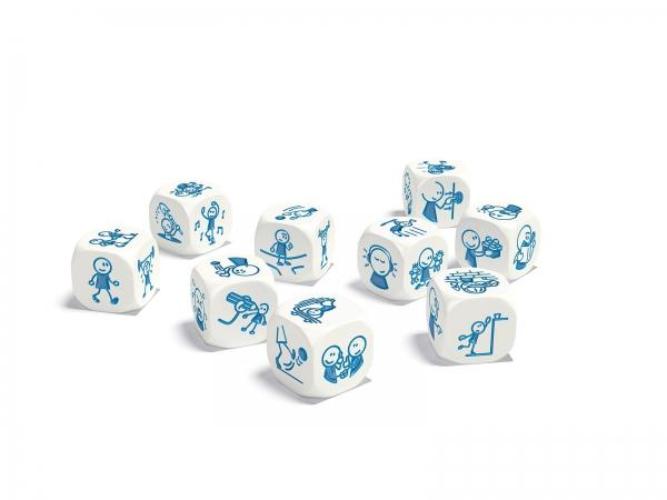Story Cubes - akcje