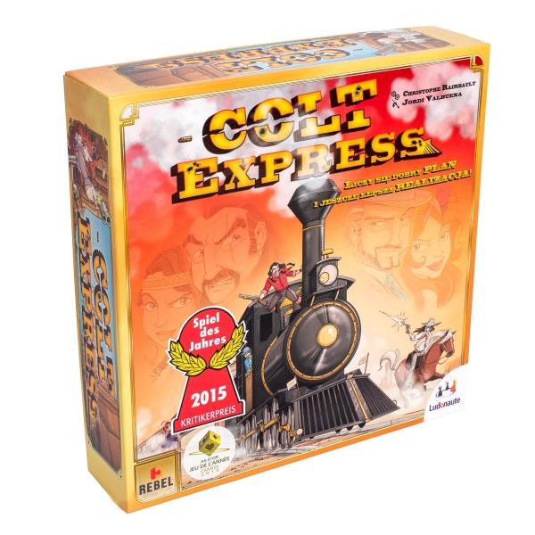 Colt Express (edycja polska)